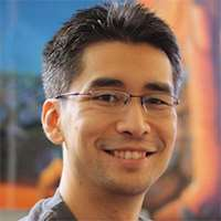 bild på författare Kazu Kibuishi